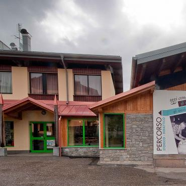 murales caseificio presanella